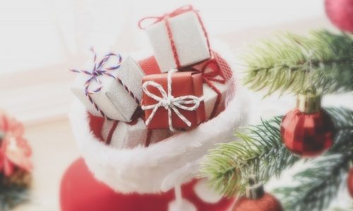 次男サンタからの手作りプレゼントに感激(泣)