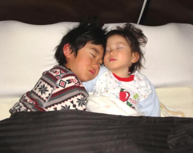 男の子は一緒に寝るのはいつまで?②寂しい母心・・・
