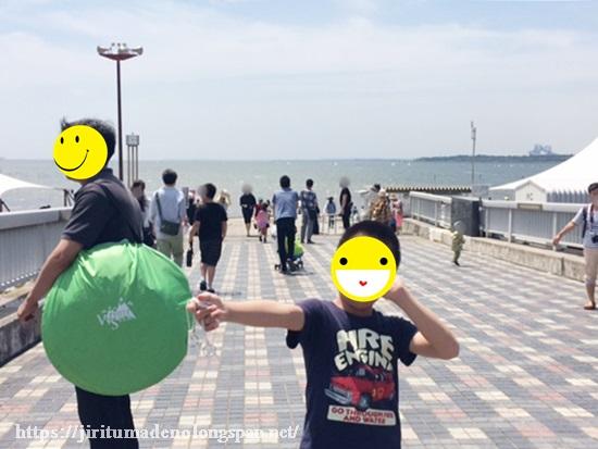 葛西臨海公園で遊びまくり!観覧車は日本最大級!子供達も大満足♪