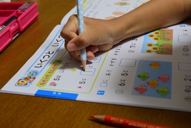 特別支援学校の夏休みの宿題は、結局の所親の宿題です(泣)