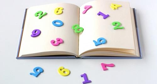 ダウン症は数の概念が弱い?確かに、数字を教えるのに苦労しています・・・。